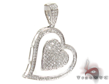 Just Love Diamond Pendant Stone