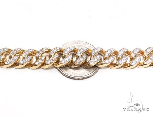 Maimi Cuban  Bracelet 44775 Gold