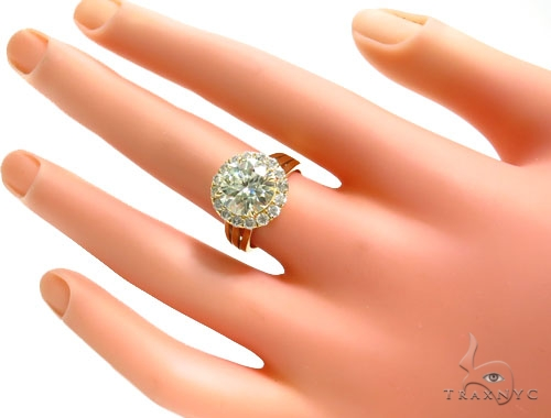 McQuack Diamond Engagement Ring 41252 Engagement