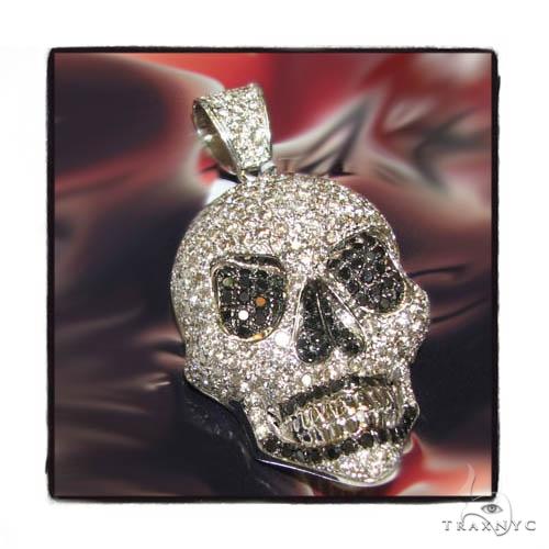 Medium Skull Head Metal