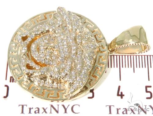 Medusa Diamond Set 48935 Metal