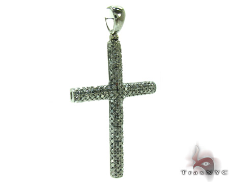 Mens Black Diamond Cross 21175 Diamond