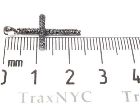 Mens Black Diamond Cross 21176 Diamond