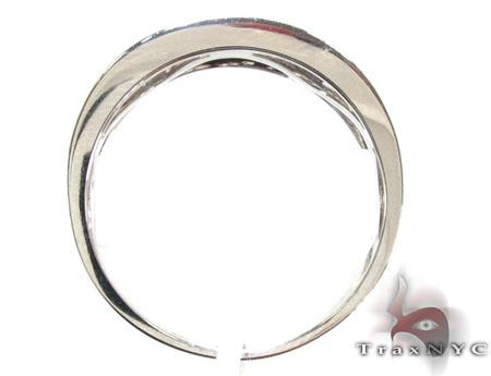 Mens Channel Diamond Ring 22060 Stone