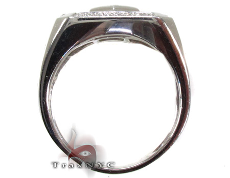 Mens Diamond Ring 20406 Stone