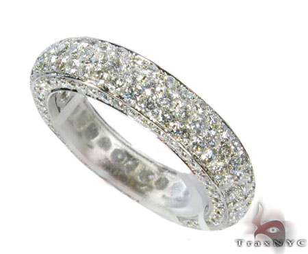 Mens Diamond Wedding Ring Stone