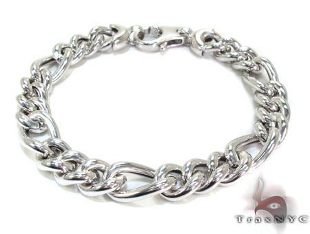 Unisex Silver Bracelet 21837 Silver