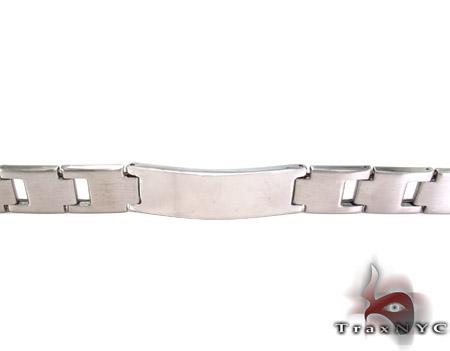 Mens Stainless Steel Bracelet 21707 Stainless Steel