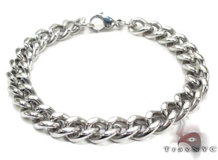 Mens Stainless Steel Bracelet 21712 Stainless Steel