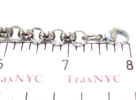 Mens Stainless Steel Bracelet 22082 Stainless Steel