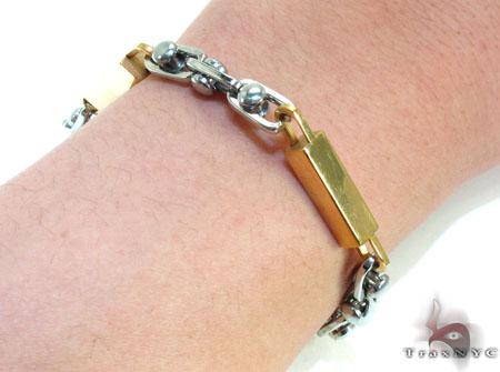 Mens Stainless Steel Bracelet 22085 Stainless Steel