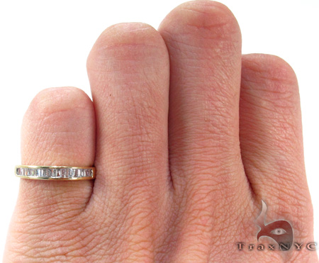 Mens Wedding Band 28244 Style
