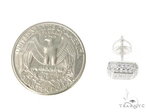 Sterling Silver Earrings Metal