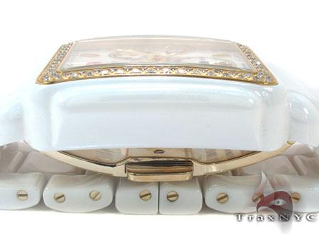 Michele Deco White Ceramic Watch MWW06F000003 Michele Diamond Watches