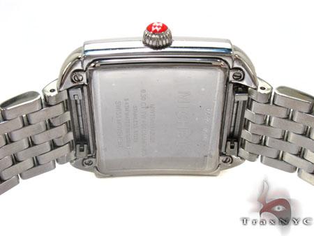 Michele Swiss Milou Diamond Watch MWW15A000049 Michele Diamond Watches