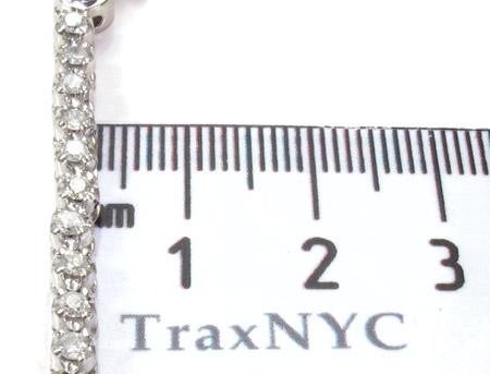 Mini Polar Iced Diamond Chain 30 Inches 3mm Diamond