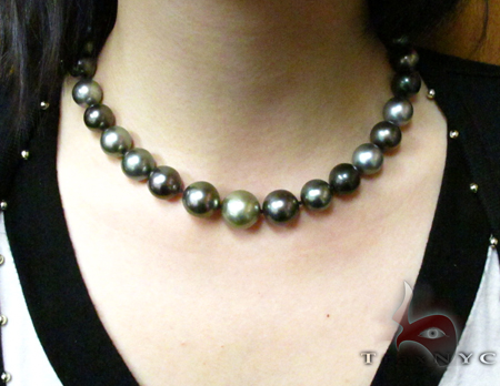 Multi-color Pearl Ladies Necklace 27154 Pearl