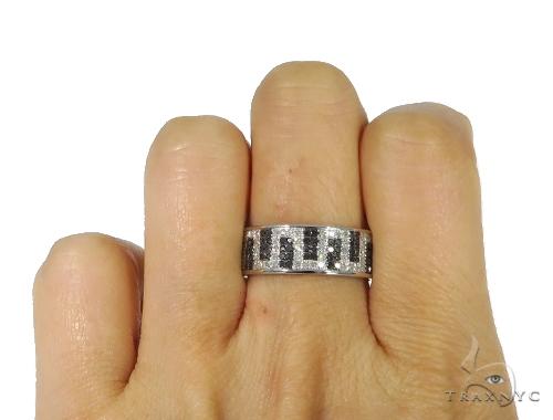 Maze Diamond Ring 45390 Stone