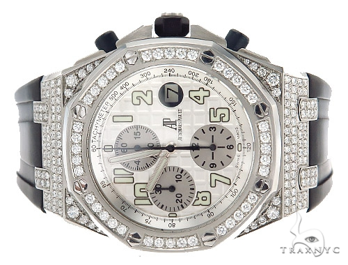 Pave Diamond Audemars Piguet Watch 42343 Audemars Piguet Watches
