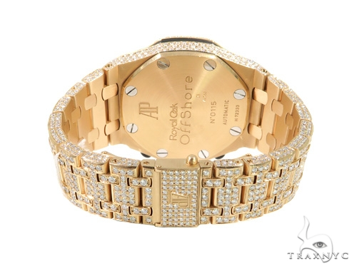 Pave Diamond Audemars Piguet Watch Audemars Piguet Watches