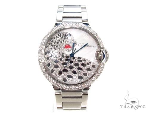 Pave Diamond Cartier Watch-546744RX Cartier