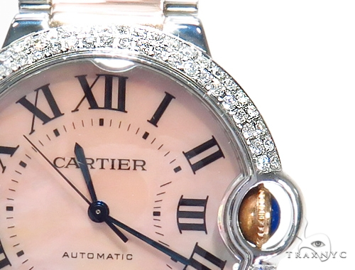 Pave Diamond Cartier Watch w6920033 42020 Cartier