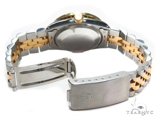 Pave Diamond Datejust Rolex Watch 41588 Rolex Collection