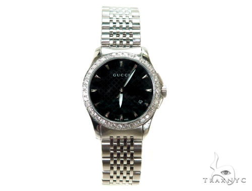 Pave Diamond Gucci Watch Gucci