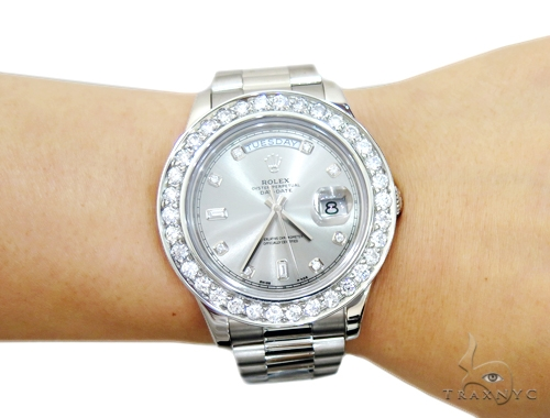 Pave Diamond Rolex Watch Collection 42342 Diamond Rolex Watch Collection