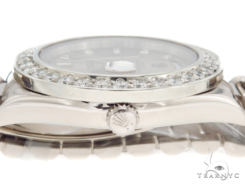 Pave Diamond Rolex Watch Collection 42342 Diamond Rolex Watch Collection