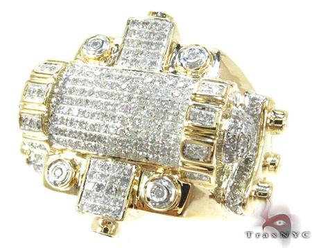 Pax Diamond Ring Stone