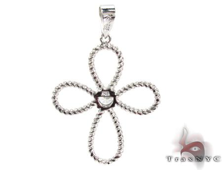 Petal Diamond Cross 27110 Style