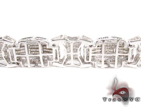 Picket Diamond Bracelet Diamond
