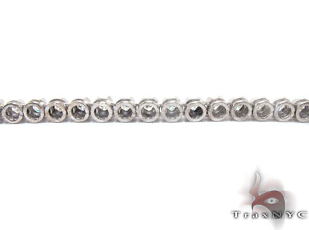 Mini Polar Ice Chain 36 Inches 4mm 57.1 Grams Diamond