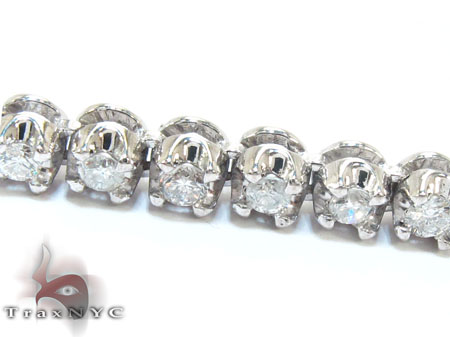 Polar Ice Chain 40 Inches 4mm 57.1 Grams Diamond