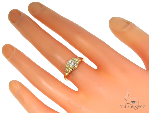 Promise Diamond Engagement Ring 45280 Engagement