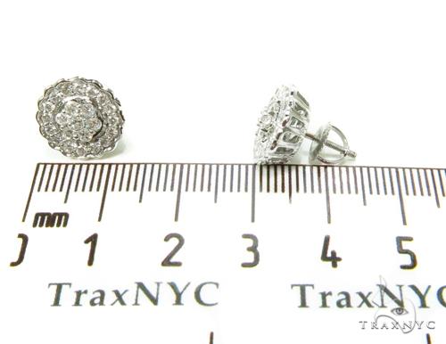 Pron Diamond Earrings 36943 Stone
