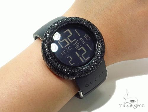 Prong Black Diamond G Shock Watch 41057 Gucci