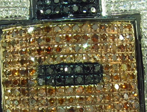 Prong Diamond 10K Gold Ring 36028 Stone