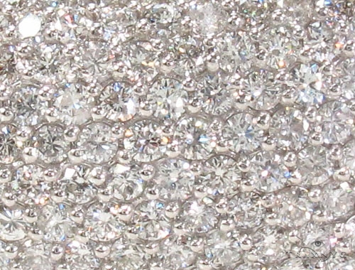 Prong Diamond Bangle Bracelet 36899 Bangle