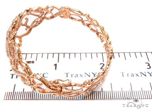 Prong Diamond Bangle Bracelet 38007 Bangle