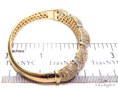 Prong Diamond Bangle Bracelet 41318 Bangle