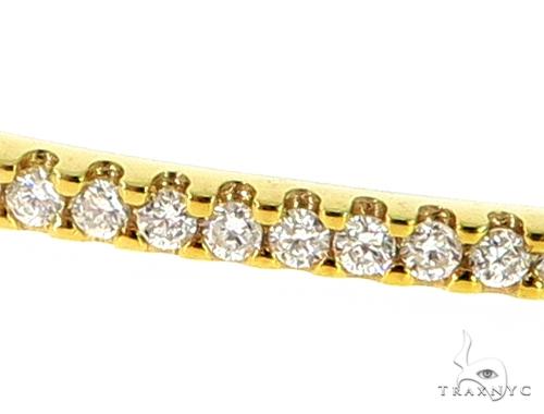 Prong Diamond Tennis Bracelet 56505 Diamond