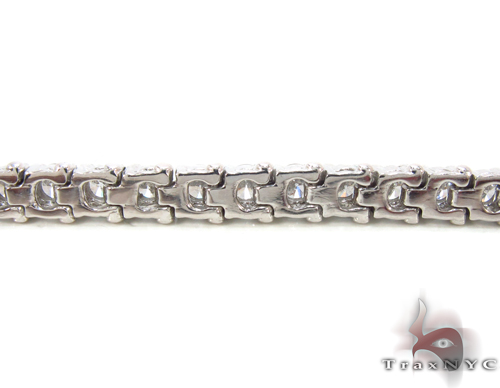 Prong Diamond Bracelet 34048 Tennis