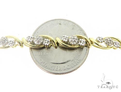 Prong Diamond Bracelet 49613 Diamond