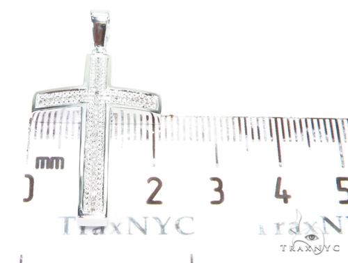 Prong Diamond Cross 40596 Diamond