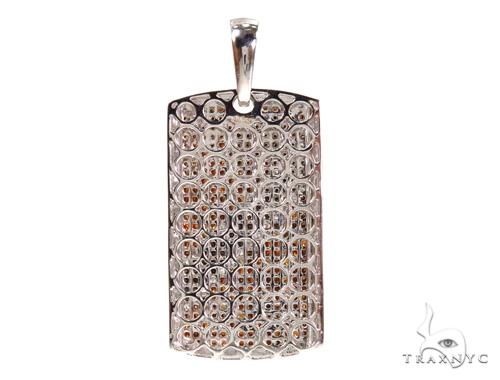 Prong Diamond Dog Tag 37467 Style