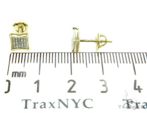 Prong Diamond Earrings 37909 Stone