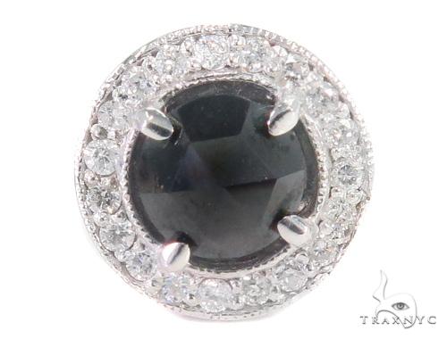 Prong Diamond Earrings 43884 Style