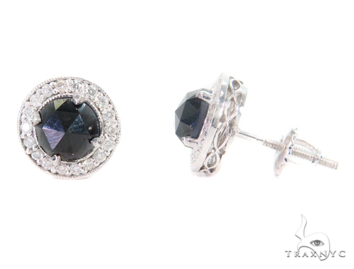 Prong Diamond Earrings 43887 Style